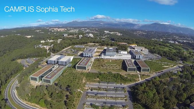 Learning Centre Sophia Tech